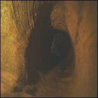 Mortimer's hole.