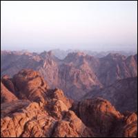 Mount Sinai.