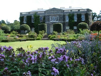 Mount Stewart House, Co Down, Northern Ireland.