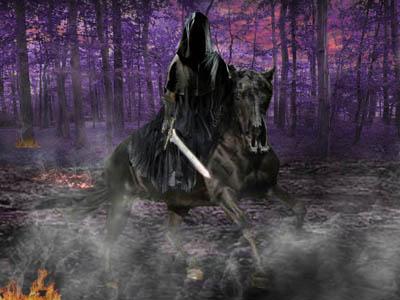 The Nazgul, Tolkien's Black Riders