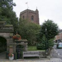 A photo of Newport.