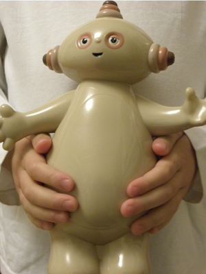 The Night Garden character, Makka Pakka.