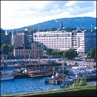 Oslo harbour.