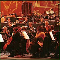 The BBC Symphony Orchestra in 1999.