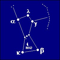 A diagram of Orion.