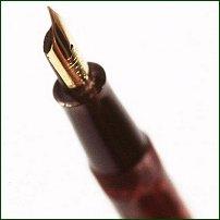 A pen - mightier than a sword?