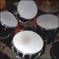 Some drums.