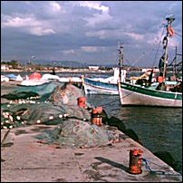 Port Akko, Israel.