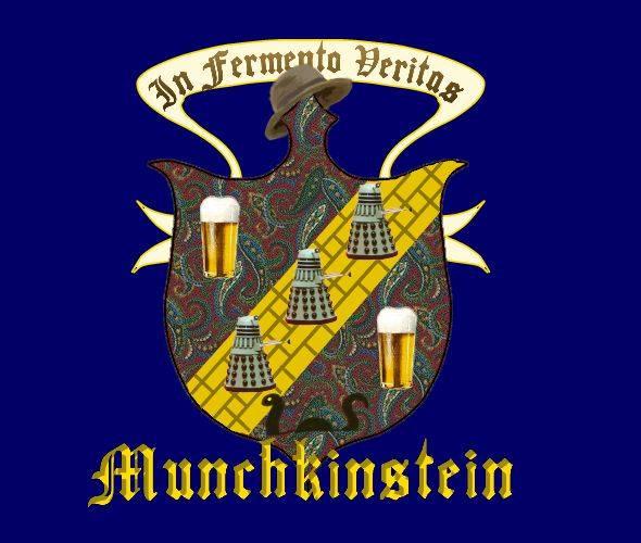 Munchkin's (waist)coat of arms