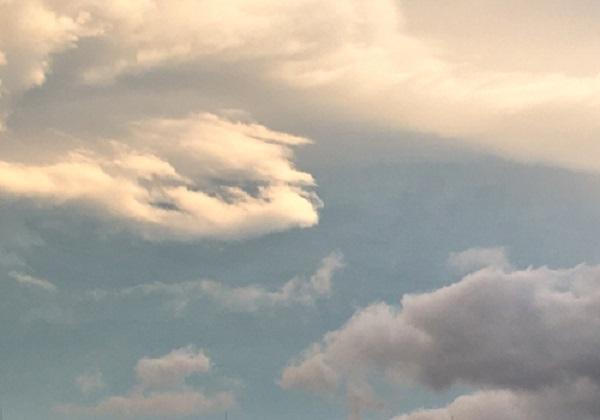 Autumn Sky by Tavaron