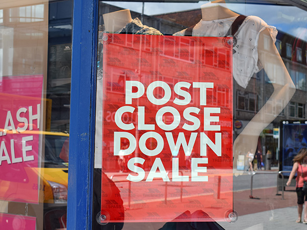 Post-Closing Sale by Bluebottle