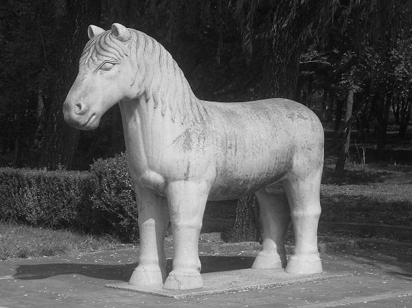 Beijing Horse by BobI