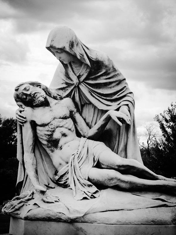 Pieta by Dmitri Gheorgheni