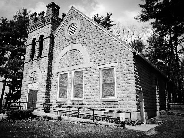 Shiloh Church by DG
