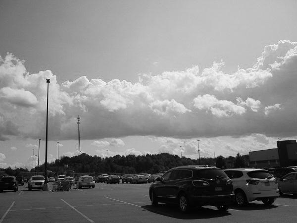 Cloud Parking by DG