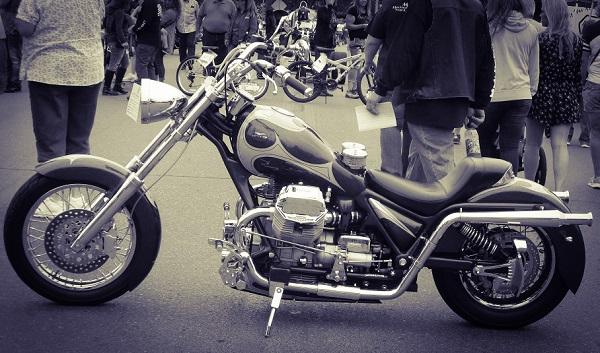 Motorbike by DG