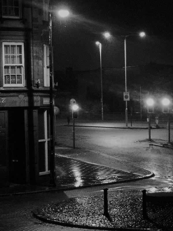 Rainy Night by FWR