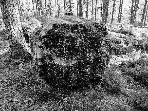 Hexagonal Rock by Paigetheoracle