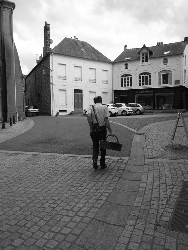 Pedestrian by bobstafford