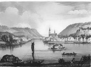 Bingen on the Rhine.