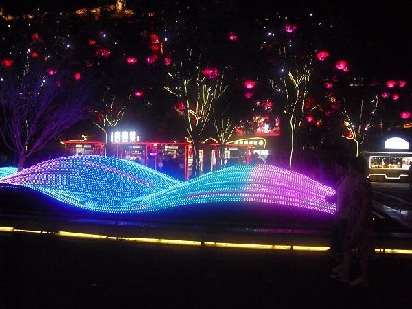 Beijing Road Lights by BobI