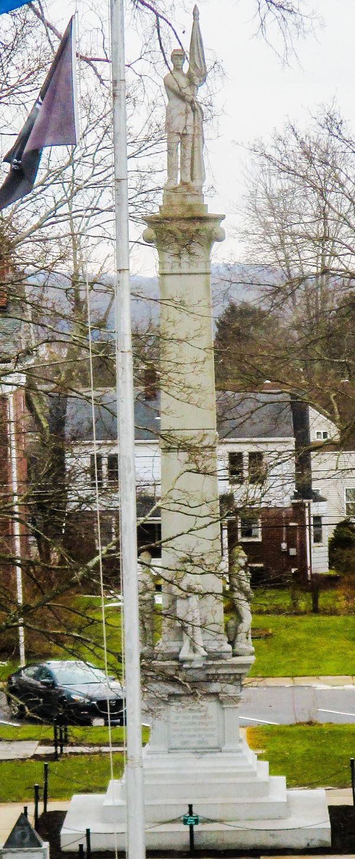 Civil War Memorial Monument