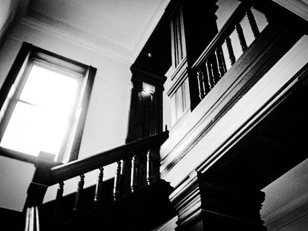 Stairs by Dmitri Gheorgheni