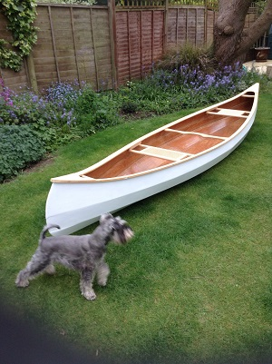 Completed Canoe
