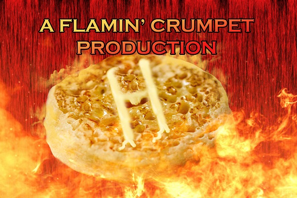 Flaming' Crumpet by FWR