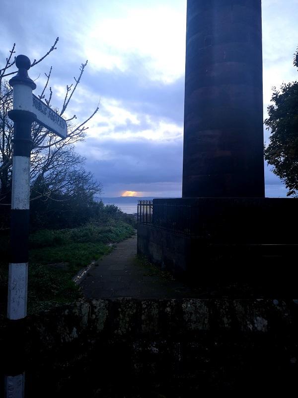 Mariners' Column by Freewayriding