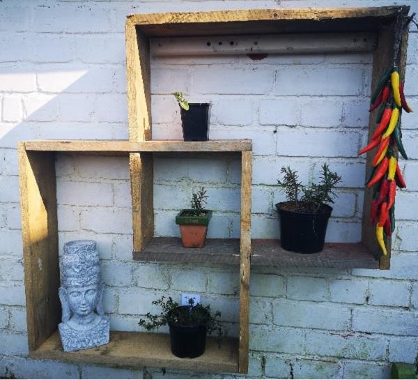 Gardening Shelves, by FWR