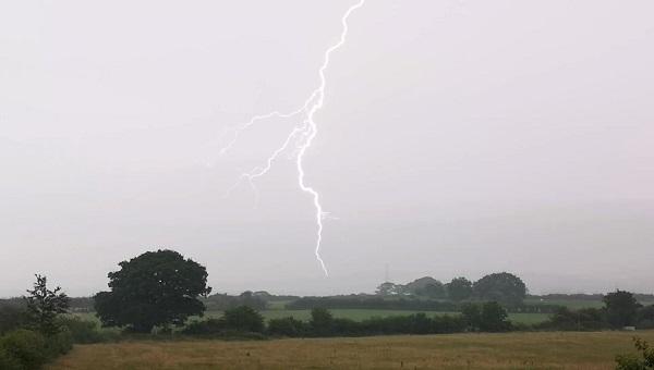 Lightning by FWR