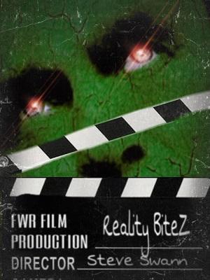 Logo for Reality BiteZ, a zombie film