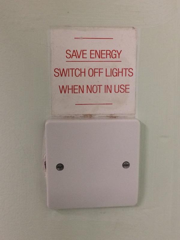 Save Energy by Freewayriding