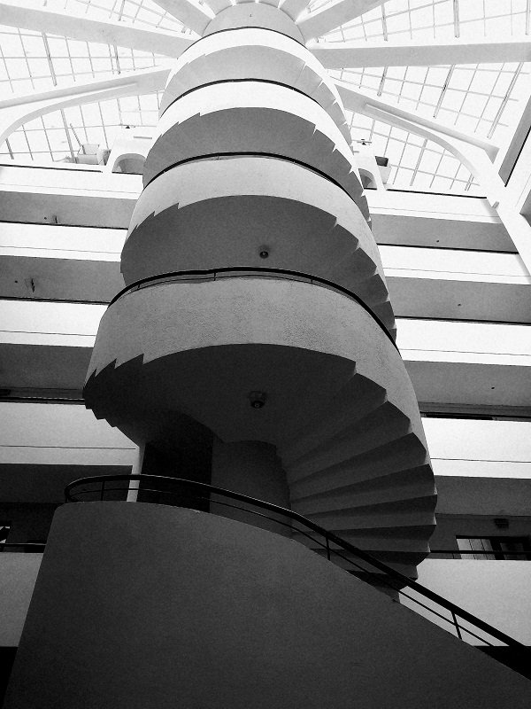 Spiral Staircase by Freewayriding