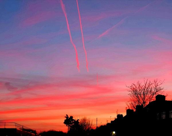 Sunrise Surprise by Freewayriding
