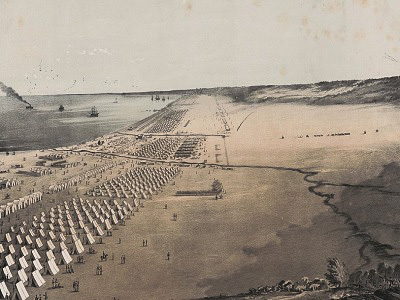 The Army of Occupation, 1846