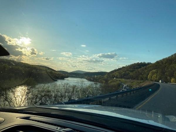 The Susquehanna River, by Mrs Hoggett