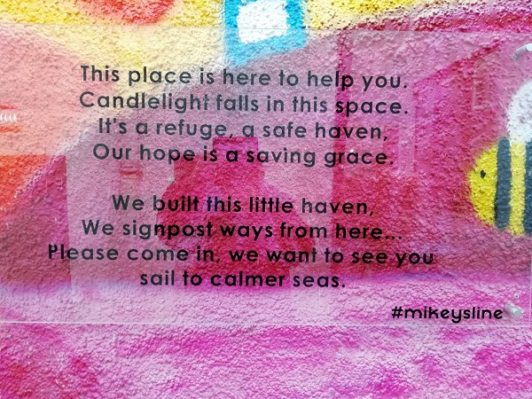 Shelter Poem by Paigetheoracle