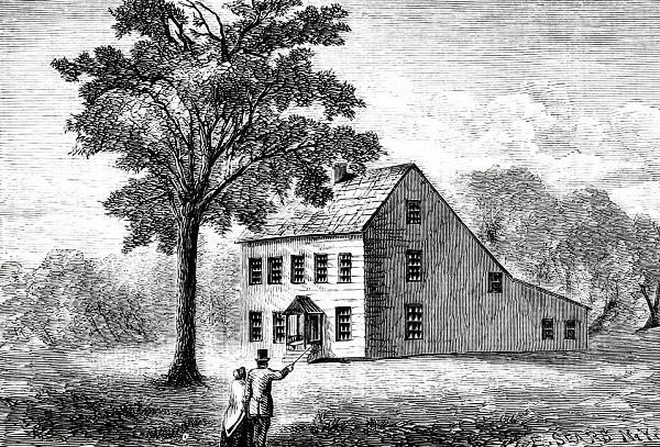 PT Barnum's birthplace