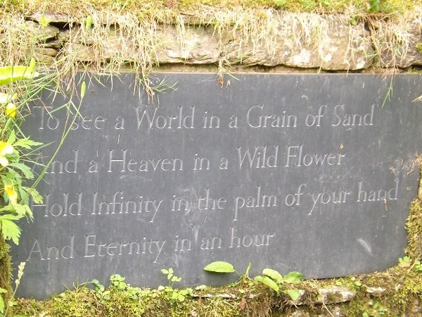 Poetry Stone by Phred Firecloud