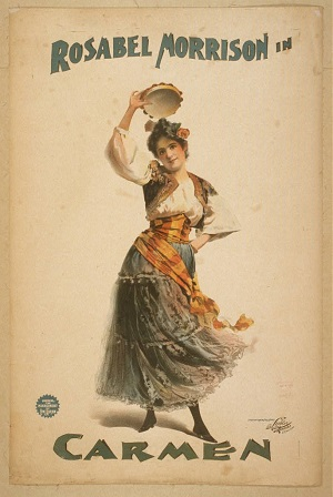 Rosebale Morrison as Carmen