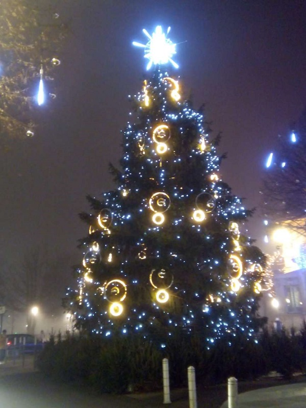 Reims Christmas Tree by Superfrenchie