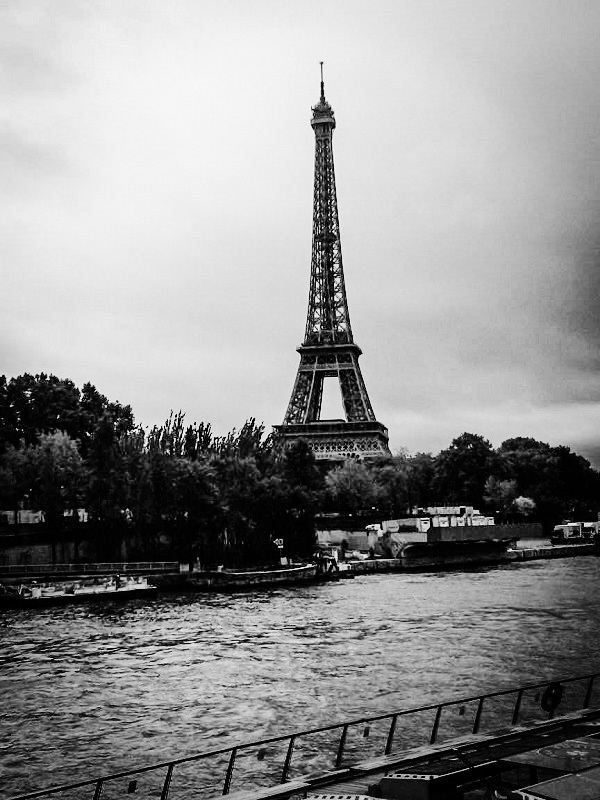 Eiffel Tower by Superfrenchie