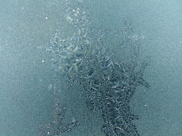 Ice Abstract by Superfrenchie