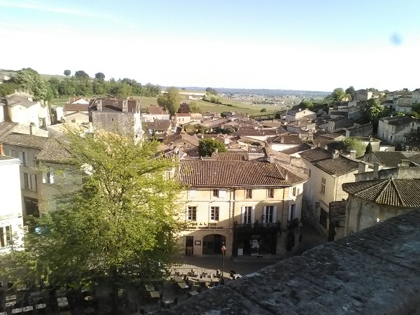 Village of St Emilion by Superfrenchie