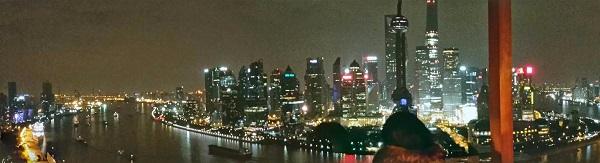 A Night in Shanghai by Milla