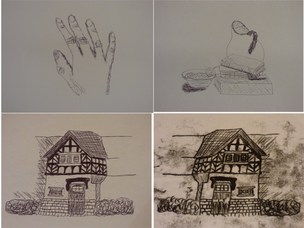 Sketches by SashaQ.