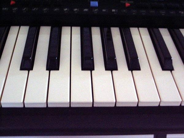 Keyboard Keys by SashaQ