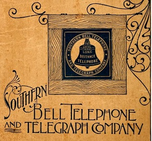 Southern Bell Logo 1899